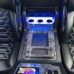 Mercedes 13 passenger charter shuttle coach bus for sale - Diesel 18
