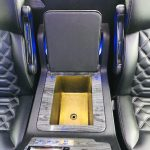 Mercedes 13 passenger charter shuttle coach bus for sale - Diesel 19