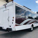 Freightliner 37 passenger charter shuttle coach bus for sale - Diesel 3
