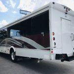 Freightliner 37 passenger charter shuttle coach bus for sale - Diesel 6