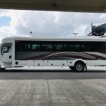 Freightliner 37 passenger charter shuttle coach bus for sale - Diesel 7