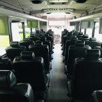 Freightliner 37 passenger charter shuttle coach bus for sale - Diesel 14