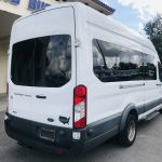 Ford 14 passenger charter shuttle coach bus for sale - Gas 3