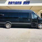 Mercedes 14 passenger charter shuttle coach bus for sale - Diesel 2