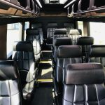 Mercedes 14 passenger charter shuttle coach bus for sale - Diesel 12