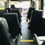 Mercedes 14 passenger charter shuttle coach bus for sale - Diesel 14