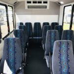 Ford Transit 350 HD 14 passenger charter shuttle coach bus for sale - Gas 10