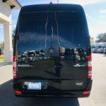 Mercedes 14 passenger charter shuttle coach bus for sale - Diesel 4