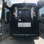 Mercedes 14 passenger charter shuttle coach bus for sale - Diesel 5