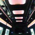 Mercedes 14 passenger charter shuttle coach bus for sale - Diesel 11