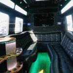 Mercedes 14 passenger charter shuttle coach bus for sale - Diesel 10