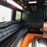 Mercedes 14 passenger charter shuttle coach bus for sale - Diesel 13