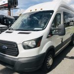 Ford 14 passenger charter shuttle coach bus for sale - Gas 8