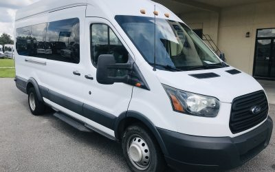 2015 Transit 350HD XL