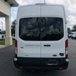 Ford 14 passenger charter shuttle coach bus for sale - Gas 4