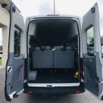 Ford 14 passenger charter shuttle coach bus for sale - Gas 5