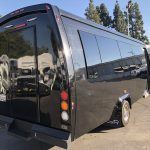 Ford 26 passenger charter shuttle coach bus for sale - Gas 2