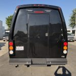 Ford 26 passenger charter shuttle coach bus for sale - Gas 3