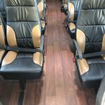 Ford 26 passenger charter shuttle coach bus for sale - Gas 12