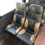Ford 26 passenger charter shuttle coach bus for sale - Gas 11