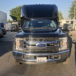 Ford F550 27 passenger charter shuttle coach bus for sale - Gas 5