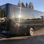 Ford F550 27 passenger charter shuttle coach bus for sale - Gas 4