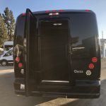 Ford F550 27 passenger charter shuttle coach bus for sale - Gas 7