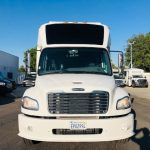 Freightliner 40 passenger charter shuttle coach bus for sale - Diesel 2
