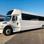 Freightliner 40 passenger charter shuttle coach bus for sale - Diesel 3