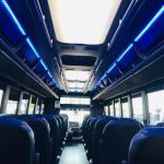 Freightliner 40 passenger charter shuttle coach bus for sale - Diesel 10