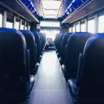 Freightliner 40 passenger charter shuttle coach bus for sale - Diesel 9