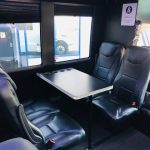 Freightliner 40 passenger charter shuttle coach bus for sale - Diesel 11
