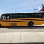 Freightliner 71 passenger charter shuttle coach bus for sale - Diesel 6