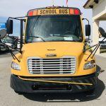 Freightliner 71 passenger charter shuttle coach bus for sale - Diesel 8
