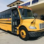Freightliner 71 passenger charter shuttle coach bus for sale - Diesel 1