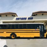 Freightliner 71 passenger charter shuttle coach bus for sale - Diesel 2