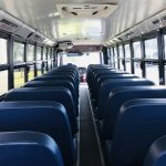 Freightliner 71 passenger charter shuttle coach bus for sale - Diesel 11