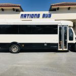 Freightliner 29 passenger charter shuttle coach bus for sale - Diesel 2