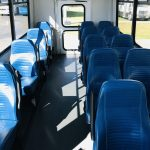 Ford E350 14 passenger charter shuttle coach bus for sale - Gas 10