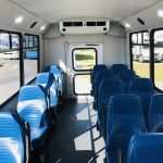Ford E350 14 passenger charter shuttle coach bus for sale - Gas 11
