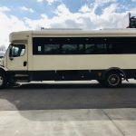 Freightliner 29 passenger charter shuttle coach bus for sale - Diesel 8