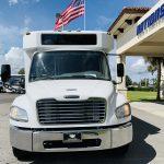 Freightliner 29 passenger charter shuttle coach bus for sale - Diesel 9