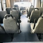 Ford E350 14 passenger charter shuttle coach bus for sale - Gas 13