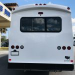 Ford F550 30 passenger charter shuttle coach bus for sale - Gas 4