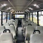 Ford F550 30 passenger charter shuttle coach bus for sale - Gas 10