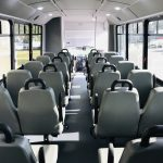 Ford F550 30 passenger charter shuttle coach bus for sale - Gas 14