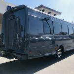 International 20 passenger charter shuttle coach bus for sale - Diesel 3