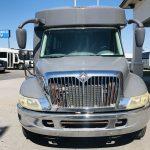 International 20 passenger charter shuttle coach bus for sale - Diesel 10