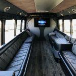 International 20 passenger charter shuttle coach bus for sale - Diesel 13