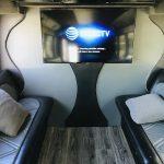 International 20 passenger charter shuttle coach bus for sale - Diesel 15
